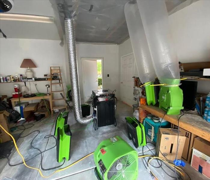 Air Movers and Dehumidifiers